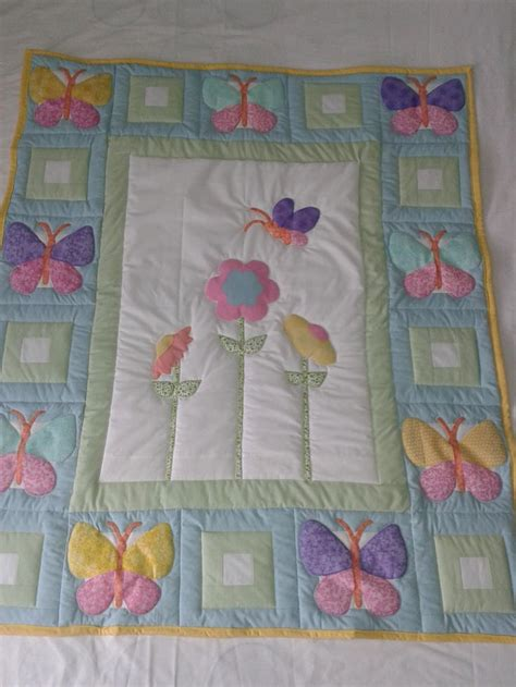 Free Patchwork Cot Quilt Patterns - 683 best apliqu 200 cors i papallones images on