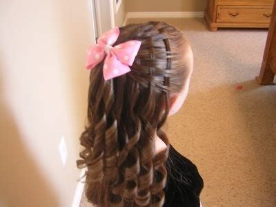 hairstyles basket with curls easter basket weave hairstyle kids hairstyles