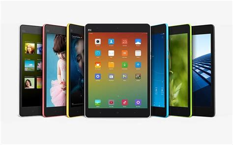 Dan Spec Tablet Xiaomi xiaomi mi pad tablet technical specifications p t it