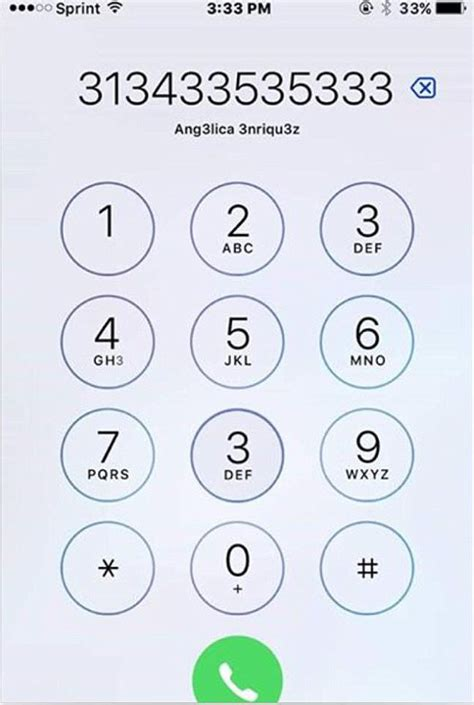 section 30 phone number iphone screen covered in a number of 3s is driving the