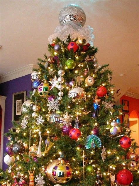 disco ball tree topper disco ball pinterest trees