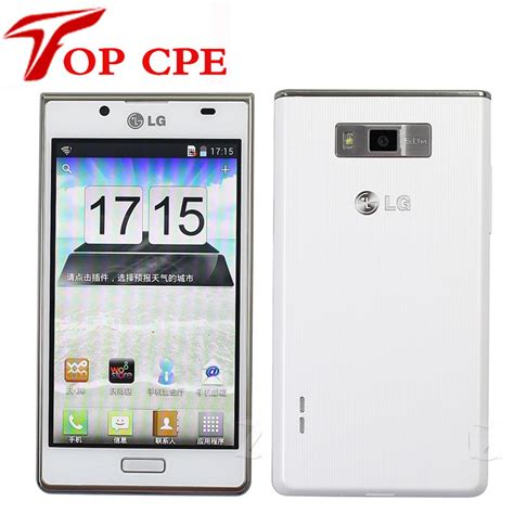 Soft Lg L7 P705 Capdase Original טלפונים ניידים סמארטפונים פשוט לקנות באלי אקספרס בעברית זיפי