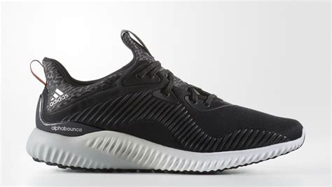 Adidas Alphabounce Wolf Black adidas alphabounce quot black quot adidas sole collector