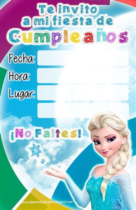 cumplea 241 os frozen con globos y regala ilusiones invitaciones de elsa frozen 161 descarga gratis invitaci 243 n de cumplea 241 os reina elsa
