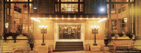 The Floor Show Bethlehem Pa by Shading In An Historic Hotel Hotel Bethlehem