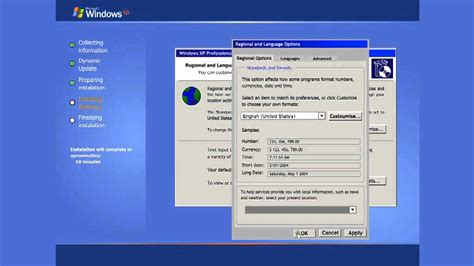 xp setup youtube windows xp installation step by step procedure youtube