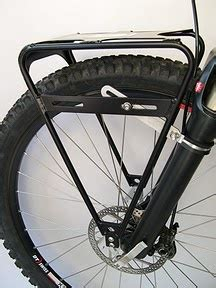 Mountain Front Rack by Pin By Joseph Koziol On Bikes And Cycling Gear