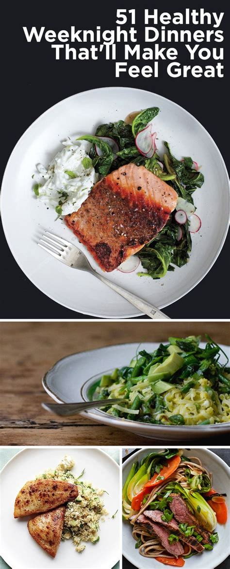 healthy weeknight dinners weeknight dinners and dinner on pinterest