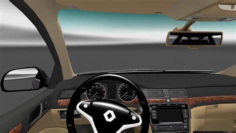 Renault Talisman 2017 V2 Interior Modhub Us