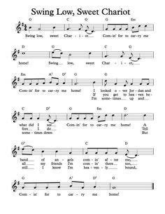 swing piano tutorial 1000 ideas about swing low sweet chariot on pinterest