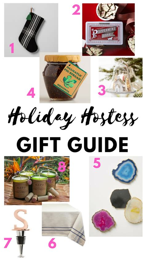 2017 holiday hostess gift guide the daily hostess