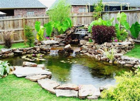 pond backyard 7 most breathtaking koi fish ponds qnud