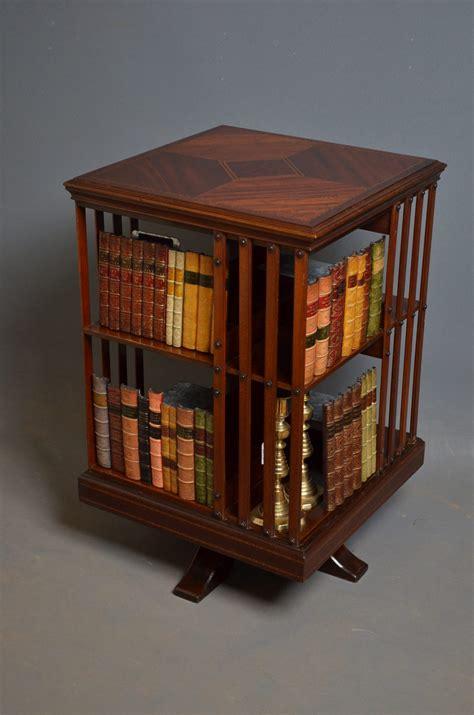 revolving bookcase antiques atlas