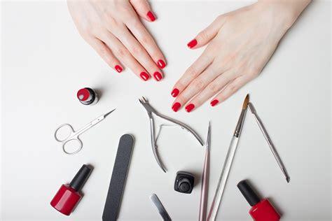 manicure a casa manicure em casa passo a passo para ter unhas de sal 227 o