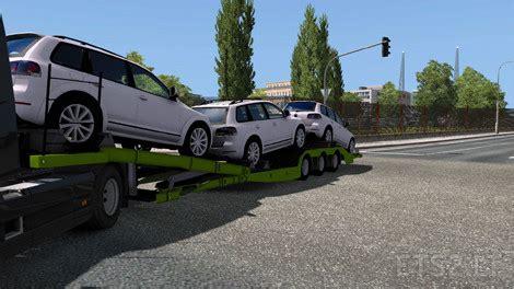 volkswagen cer trailer trailer car volkswagen ets 2 mods