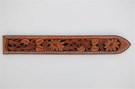 Handcrafted Western Belts - handmade cowboy leather belts myideasbedroom