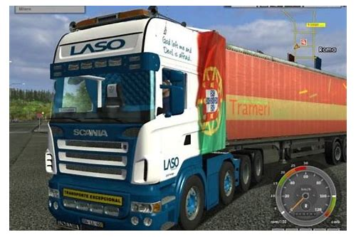 euro camion simulator télécharger completo gratis italiano