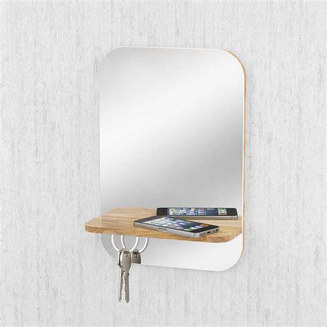 Etagere Pour Entree by Miroir D Entr 233 E Avec 233 Tag 232 Re Et Aimants Cl 233 S