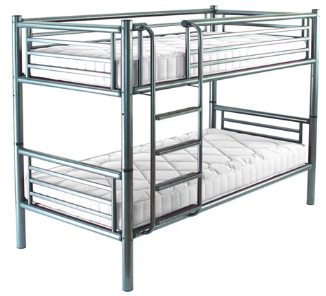 metal beds bertie bunk bed sweet dreamzzz cornwall bunk bed mattress innerspace luxury products 58 in w x 72 in l size memory foam sofa