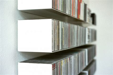 Cd Wall Shelf by Objects Of Design 315 Cd Shelf Mad About The House