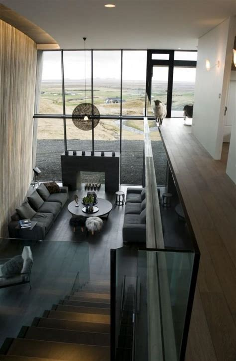 double height living room double height living room gives a glorious experience