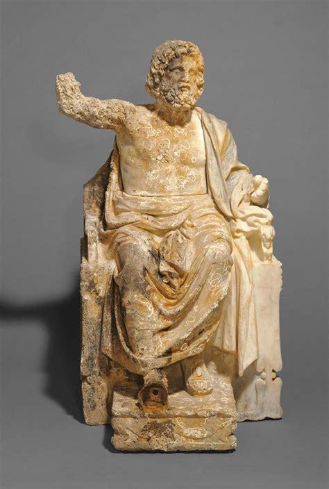 getty museum  return ancient zeus statue  italy