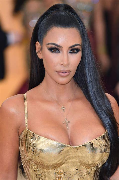 kim kardashian west beauty tips how to recreate kim kardashian s met gala look beauty crew