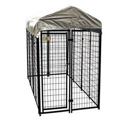 home depot wire fencing kennelmaster 4 ft x 8 ft x 6 ft welded wire fence
