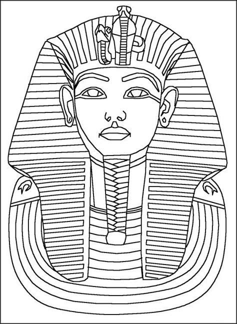 egypt sphinx coloring pages free printable ancient egypt coloring pages for kids