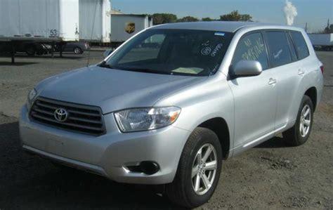 2007 Toyota Highlander 2007 Toyota Highlander For Sale