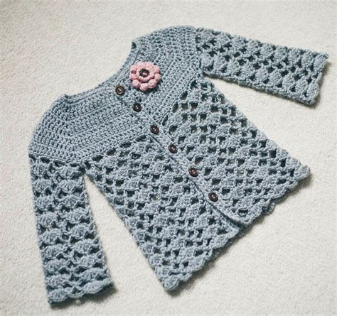 crochet cardigan pattern free pinterest crochet pattern sweet little cardigan by monpetitviolon