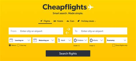 cheapest flight   booking  cheapflights