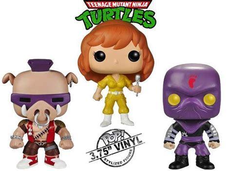 Funko Pop Tmnt April Oneil tartarugas ninjas funko pop s 233 rie 2 april o neil