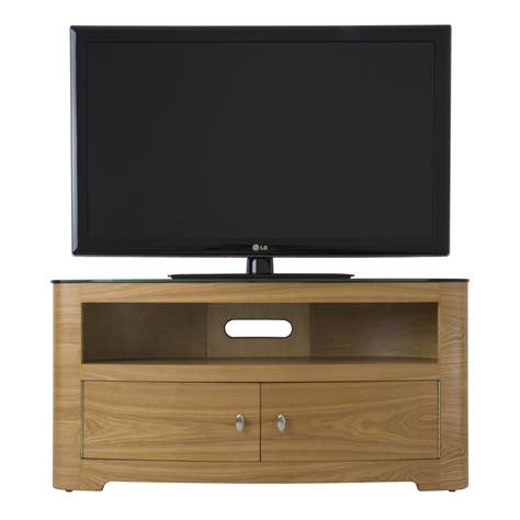 ebay tv cabinets oak large oak veneer oval lcd plasma tv stand cabinet 42 inch