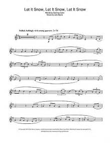 Let It Snow Flute Sheet Music » Home Design 2017