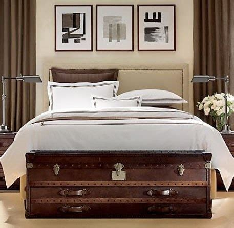 bedroom storage trunk trunk storage for bedroom my future home pinterest