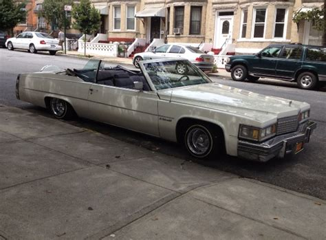 1979 Cadillac Coupe Convertible by 1979 Cadillac Coupe Convertible Stock 79cadeldo For Sale