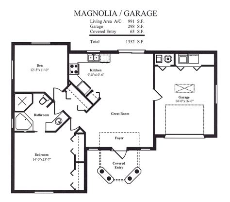 ideal garage house floor plans for home decoration ideas