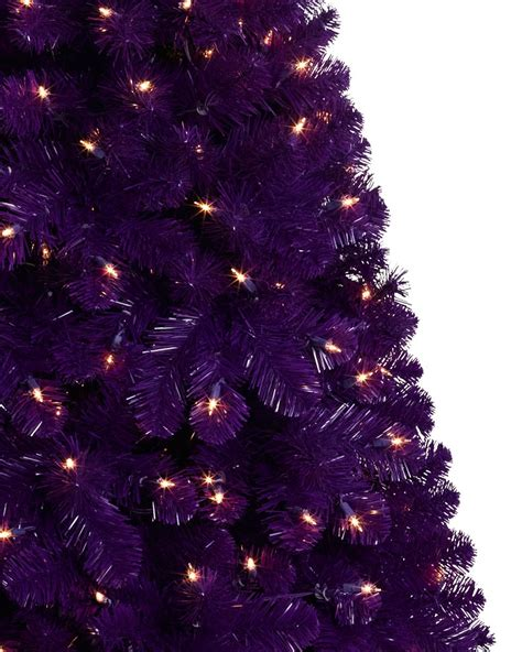 purple christmas tree themagicalmusicals