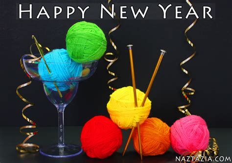 crochet new year listing of all info and by donna wolfe from naztazia
