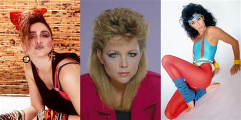 Easy 80s Hairstyles by Bad 80s Trends Embarrassing Eighties Hairstyles