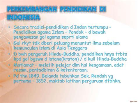 Sk Ii Di Indo sejarah penggal 2 stpm pengubahsuaian di indonesia