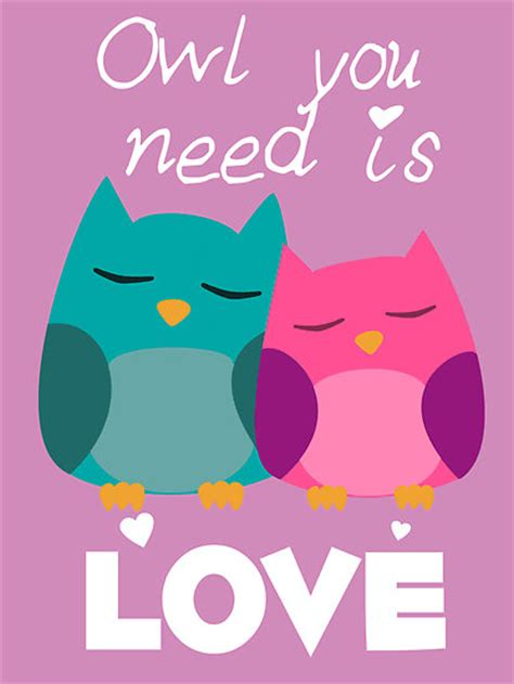 owl lovers owl you need is love