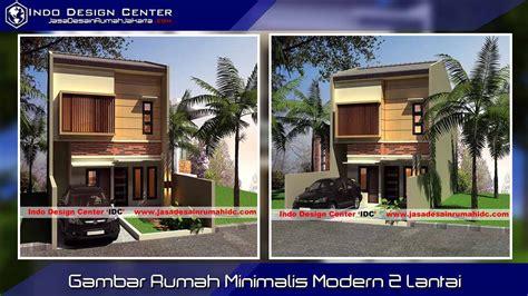 desain rumah minimalis 1 lantai jasa arsitek jakarta desain rumah 2 lantai home design idea