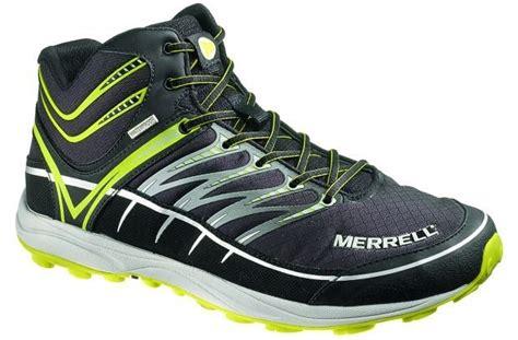 waterproof winter running shoes winter running shoe recommendation merrell mix master 2