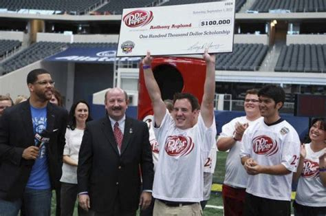 Dr Pepper Tuition Giveaway 2012 - dr pepper awards byu i student tuition byu i scroll