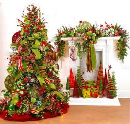 designer decorated christmas trees marge s specialties