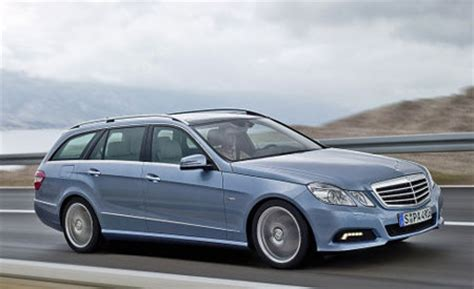 new e class wagon pictures leaked | car and driver blog