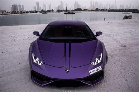 Matte Purple Lamborghini 067 The Saudi Arab Cars Garage Supercars قراج