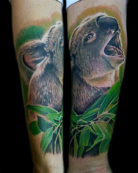 koala bear tattoo 30 koala designs for animal ink ideas